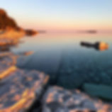 Bruce Peninsula National Park. This was