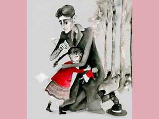 Kafka y la muñeca viajera.