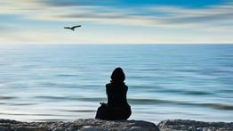 Tu Silencio interno te vuelve sereno.