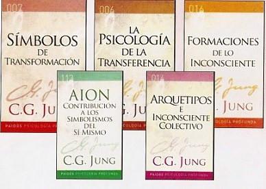 Carl G. Jung: 14 Libros Para Descargar Gratis. @tataya.com.mx