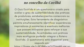 Procuram-se iniciativas sustentáveis no concelho da Covilhã
