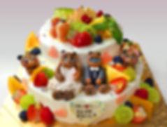 シェアオタニ ウエディングケーキ
