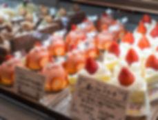 シェアオタニ ケーキ ショーケース