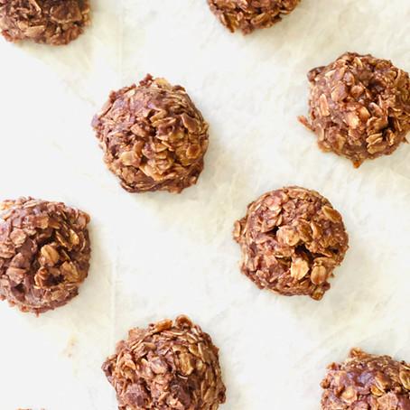 No-Bake Oat Cookies