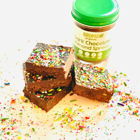Dark Chocolate Freezer Fudge