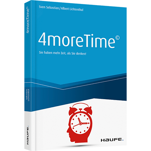 4moreTime - Sie haben mehr Zeit, als Sie denken!