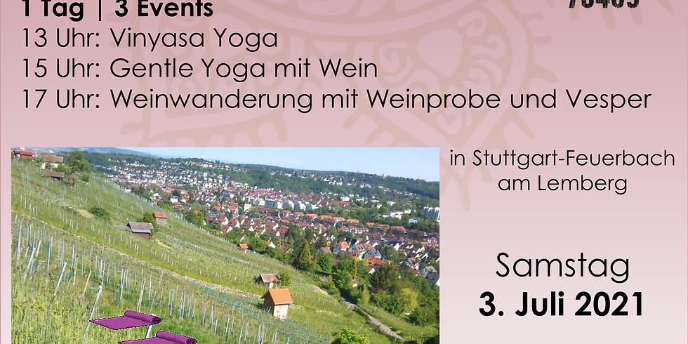 Yoga & Wein