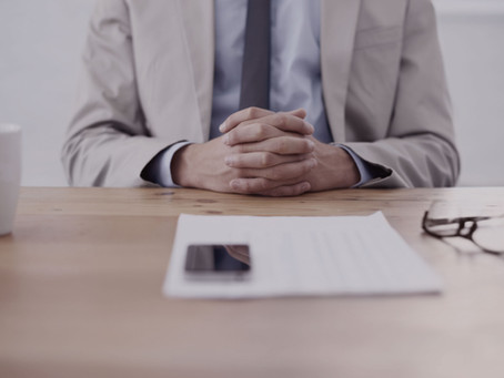 Three Steps To Take Before Your Next Interview