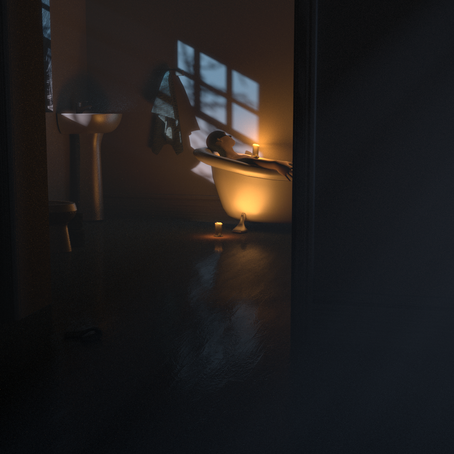 Lighting & Rendering: Learning to light a Maya scene with VRay