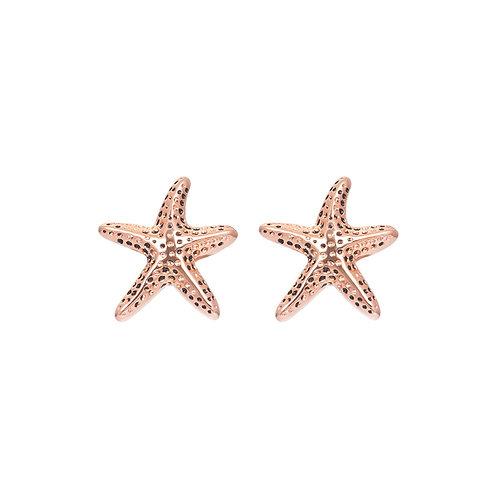 Ear studs sea star
