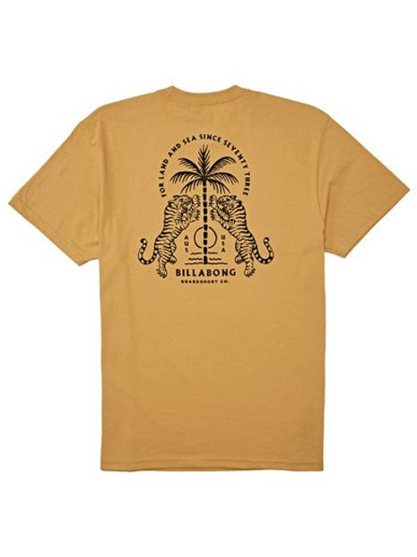 Double Tiger Tee (gld)