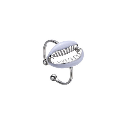 Ring Shell Silver