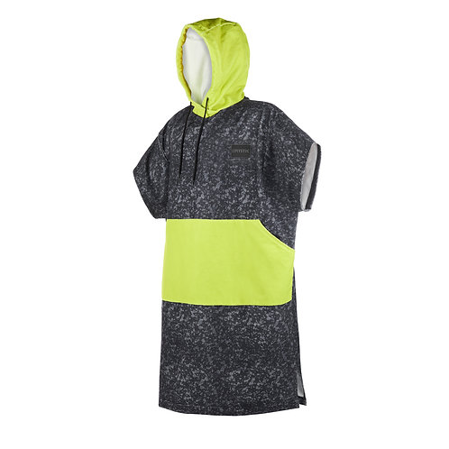 Poncho Allover Lime
