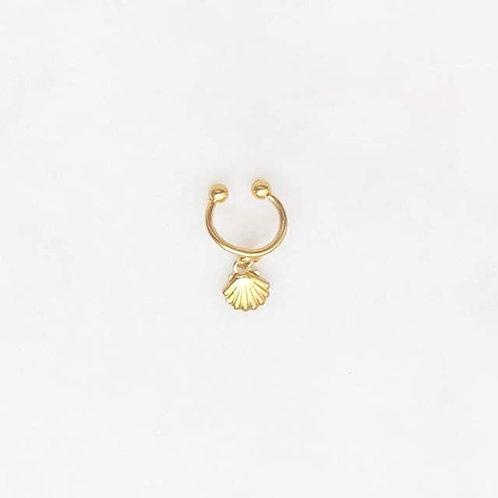 Ear Cuff Shell By☆Nouck