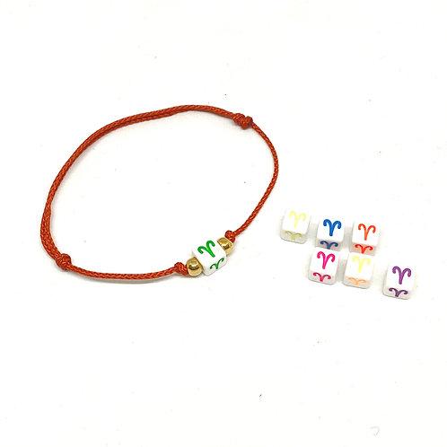 Zodiac Bracelet Aries - Ram