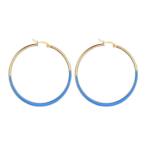 Hoops Blue / Gold
