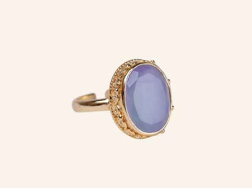 Sandeep Ring Purple