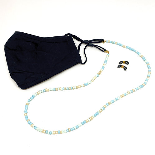 Cord Facemask/Sunglasses
