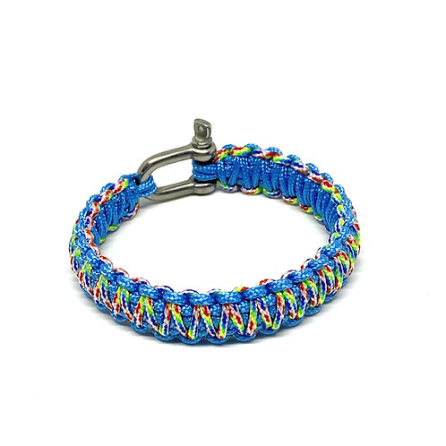 Funky Blue Bracelet