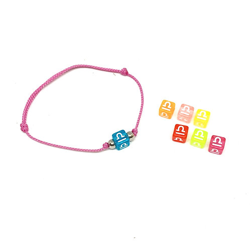 Zodiac Bracelet Libra - Weegschaal