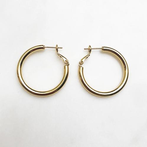 Hoops 3.5 cm  By☆Nouck
