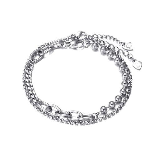 Chain Bracelet Silver