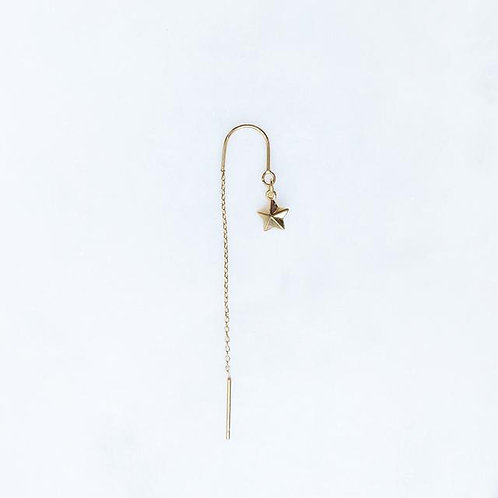Long Chain 3D mini star By☆Nouck
