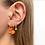 Thumbnail: Surf Earring Crabby Orange By☆Nouck
