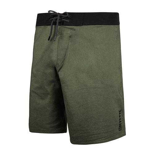 Brand Stretch Boardshort Brave Green