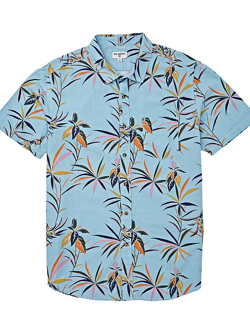 Sundays Floral Short Sleeve Billabong