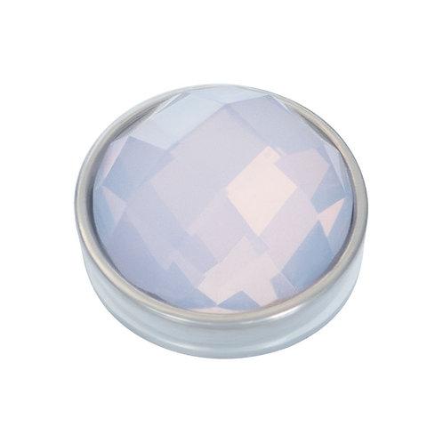 Top part facet opal