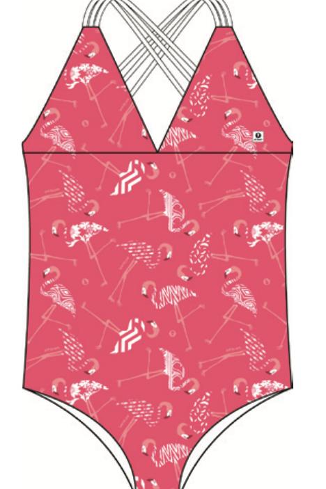 Flamingo One Piece