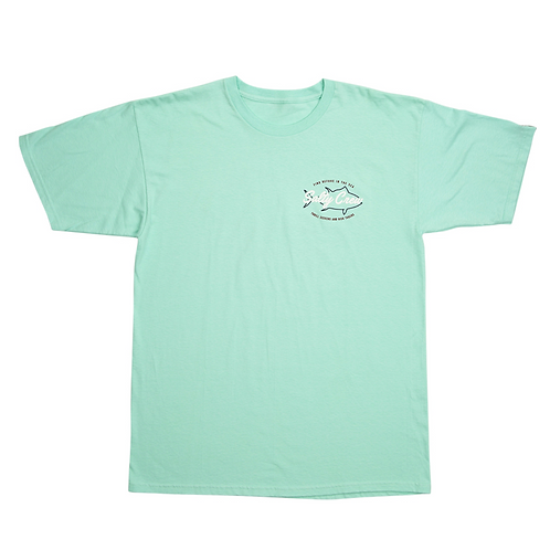 Blue Water SS Tee