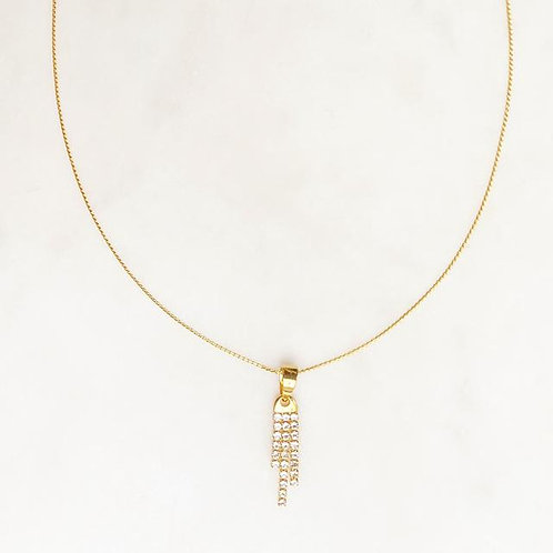 Necklace Crystal Pendant By☆Nouck