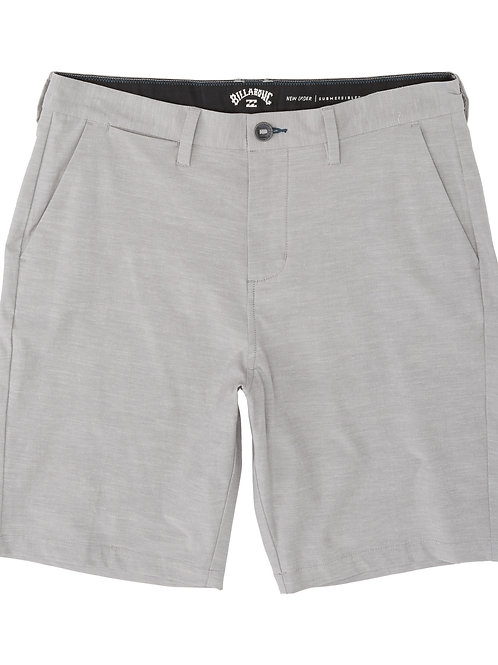 New Order Slub Walkshort ALY