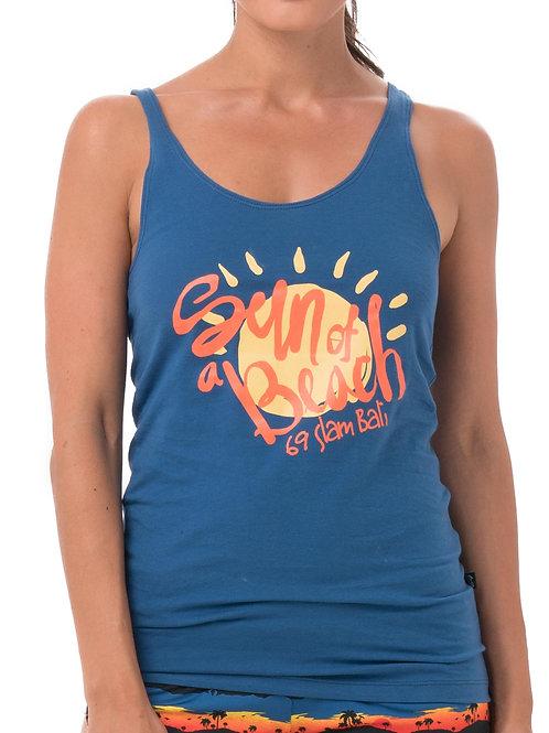 Sun Of A Beach Tanktop