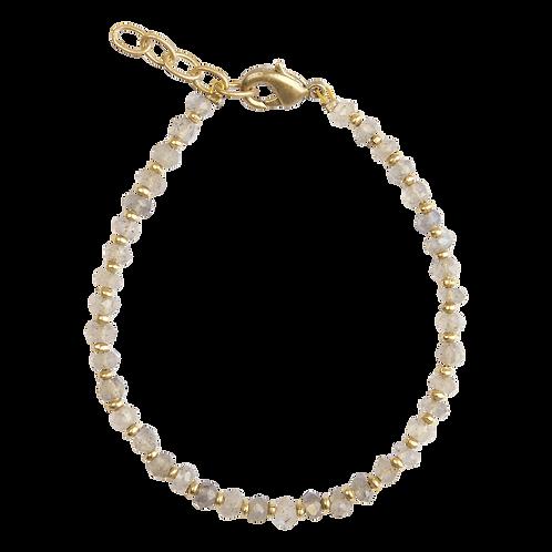 Complete Stone Bracelet Labradorite