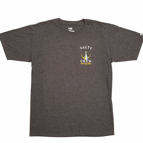 Tailed T-shirt Charcoal