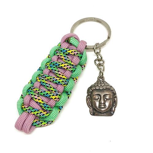 Fushion Buddha Keychain
