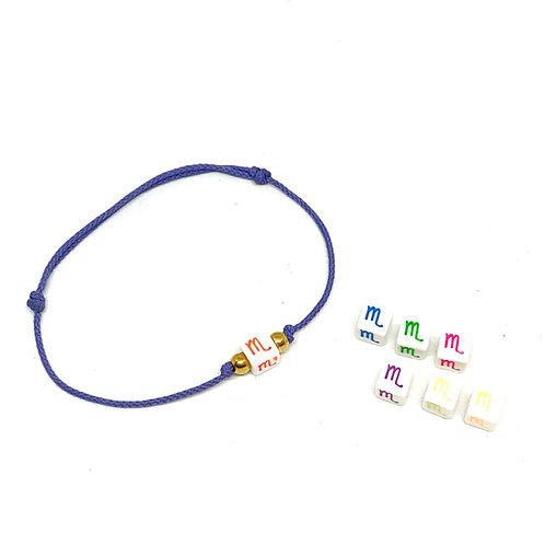 Zodiac Bracelet Scorpio - Schorpioen
