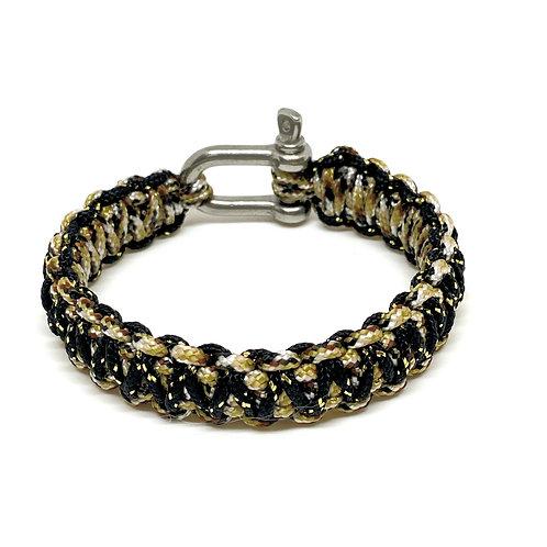 Golden Camo Bracelet