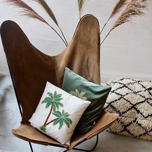 Cushion Double Palm