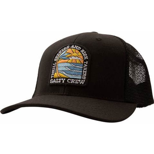 Paradiso Retro Trucker Black