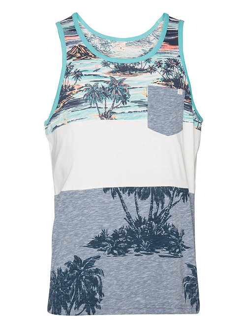 Picasso Tanktop Empire Blue
