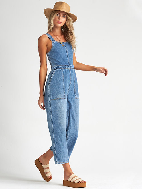 Ball In Jumpsuit