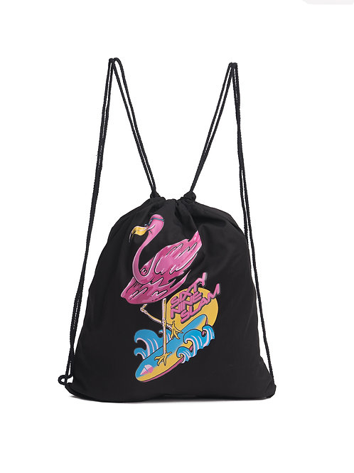Flamingo Bag Black