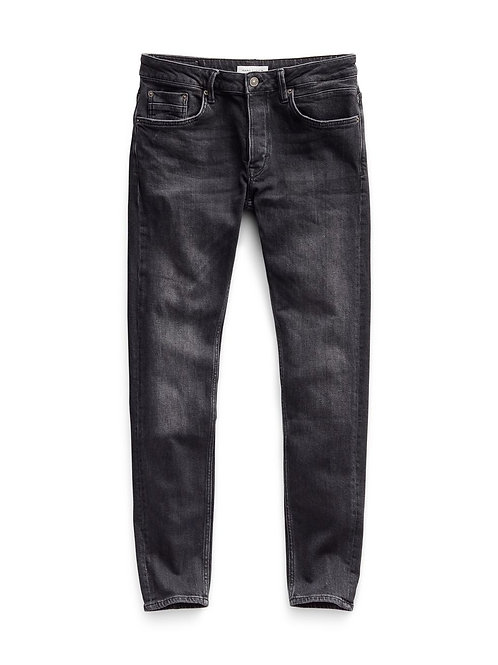 Beach Tapered Jeans Used Grey