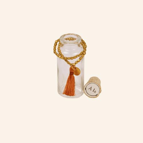 Good Luck Bracelet Cognac