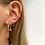 Thumbnail: Earpin Gold Little Star By☆Nouck