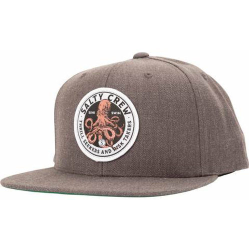 Deep Reach 6 Panel Heather